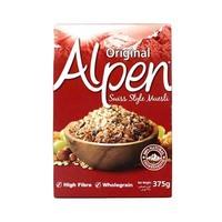 Alpen Original Swiss Style Muesli 375 Gram