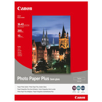 Canon Photo Paper SG 201 36X43 10 Sheets(14X17 10 Sheets)