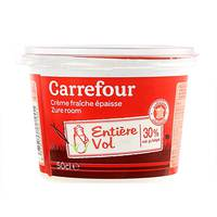 Carrefour Fresh Sour Cream 50cl