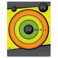 Hogwild - Power Popper Bulls Eye Target
