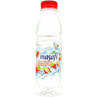 Masafi Touch of Strawberry Flavored Water 500ml