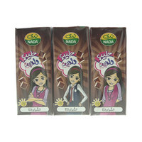 Nada Chocolate flavored Milk 200mlx6