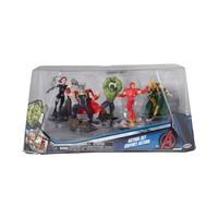 Avengers Figure Set Age 3+ No Battery