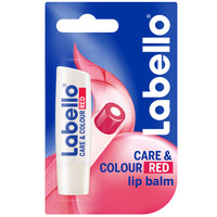 Nivea Labello Care & Colour Red 4.8g