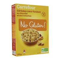 Carrefour Gluten Free Cereal With Chocolate 375 Gram