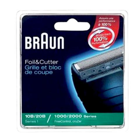 Braun-Foil-+-Cutter-10B/20B-