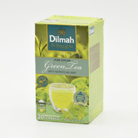 Dilmah Moroccan Mint Green Tea x 20 Pieces