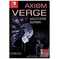 Nintendo Switch Axiom Verge: Multiverse Edition