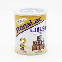 رونالاك تركيبة حليب للاطفال 6-12 شهر 400 جرام