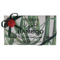 Alchimia Bamboo Vegetal Handmade Soap 200g