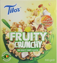 Tilo's Fruity Crunchy Cereal 500g