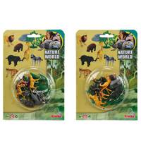 Simba Zoo Animals Set - Assorted