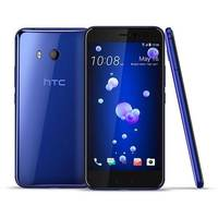 HTC U 11 Dual SIM - 128GB, 6GB RAM, 4G LTE, Blue