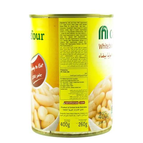 Carrefour-White-Kidney-Beans-400g