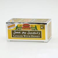 Al Diafa Tea Bags Ginger with Honey x 25 Pieces