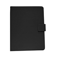 "Universal Tab Cases 7 To 8"" Black"