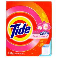 Tide with the Essence of Downy Freshness Detergent 110g