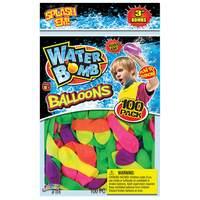 JaRu Water Bomb 100 Balloons/Pack