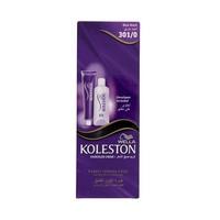 Koleston Natural Hair Color MS Blue Black 301/0 600ML