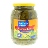 American Garden U.S Grape Leaves 907g