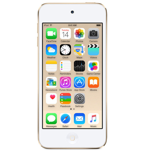 Apple-Ipod-Touch-32GB-Gold