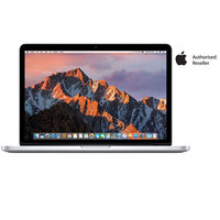 "Apple MacBook Pro MLW72 i7 2.6Ghz 16GB RAM 256GB SSD 15.4"" Silver English-Arabic Keyboard"