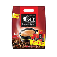 Alicafe Signature French Roast Instant Coffee 25gx35