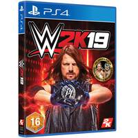 Sony PS4 WWE 2K19