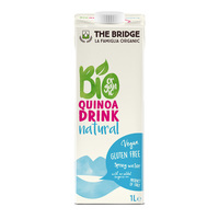The Bridge Bio Quinoa Drink 1l
