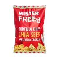 Mister freed tortilla chips with chia Seed 135 g