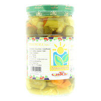 Namakin Salty Mixed Pickles 1100g