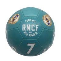 Real Madrid Football Size #5 Light Blue
