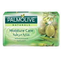 Palmolive Naturals Bar Soap Smooth and Moisture with Aloe and Olive 170g