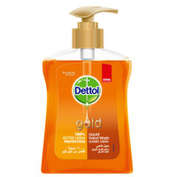 Dettol Gold Anti Bacterial Classic Clean Liquid Hand Wash 200ml