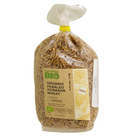 Carrefour Bio Organic Pearled Korasan Whole Wheat 500g