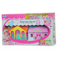 Funny House Playset Assorted