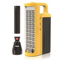 Clikon Emergency Lantern + Sc Flashlight