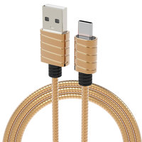 iwalk Type-C Cable CST016C Metallic Gold