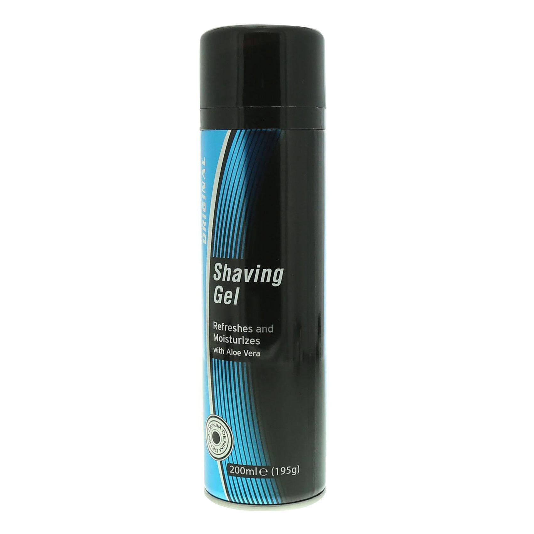 DENIM SHAVING GEL ORIGINAL 200ML