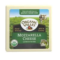 Organic Valley Mozzarella Cheese 226g