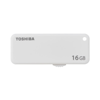 TOSHIBA USB Flash Drive THN-U203W0160E4 16GB White