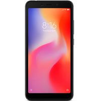Xiaomi Redmi 6 Dual Sim 4G 32GB Black