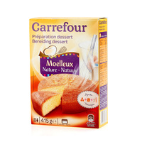 Carrefour Plain Cake Mix 415g