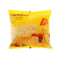 Carrefour Emmental Cheese Shreded 400G