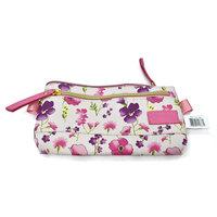 Pause Pencil Case Floral Pink