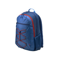 "HP BackPack Carry Case 15.6"" 61AA Blue/Red"