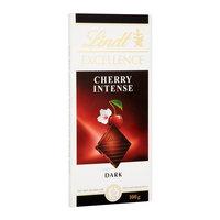 Lindt Excellence Cherry Intense Dark Chocolate 100 g