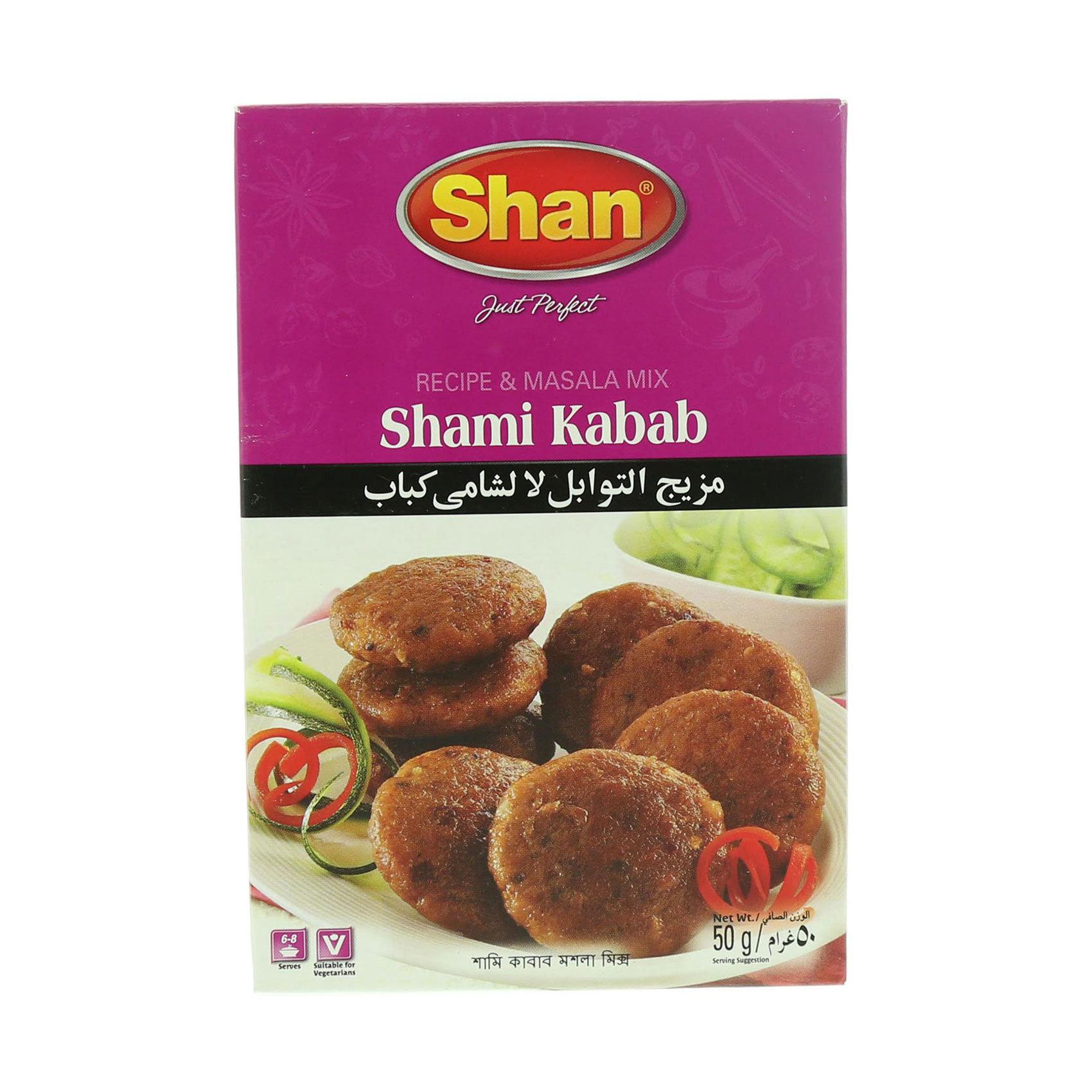 SHAN SHAMI KABAB 50GM