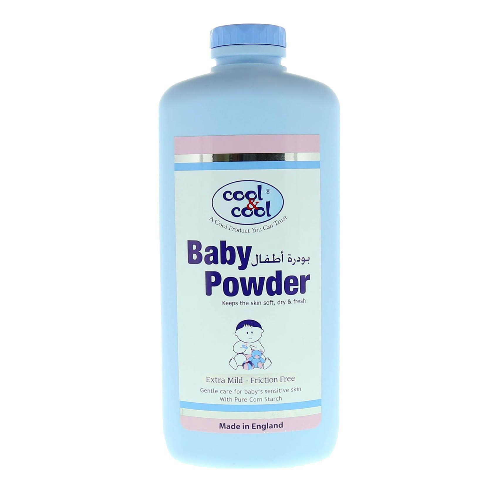 C&C BABY POWDER 500G