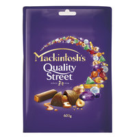 Mackintosh's Quality Street Chocolate 600g Pouch